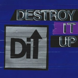 Destroy It Up Cover